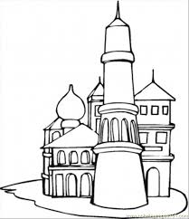 russia coloring pages