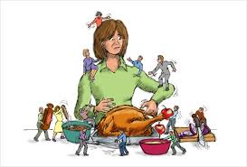thanksgiving day many cooks in the kitchen leite s culinaria