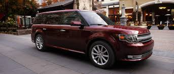 2018 ford flex full size suv spacious 7 passenger seating