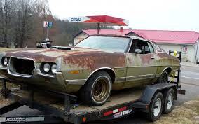 Starsky And Hutch Gran Torino For Sale Rusty Big Block 1972 Ford Gran Torino