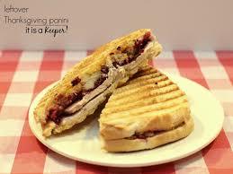 thanksgiving turkey sandwich recipe thanksgiving menu recipe leftover turkey panini