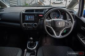 honda brio automatic official review 2017 honda jazz vti review video performancedrive