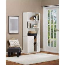 Book Cabinet With Doors by Bookcase With Doors Ebay