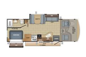 Entertainment Centre Floor Plan For Sale New 2018 Jayco Alante 26x Class A Gas Voyager Rv Centre
