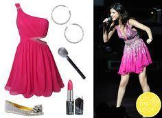 Hannah Montana Halloween Costume Selena Gomez Halloween Costume Pop Star Girls Costume Hannah