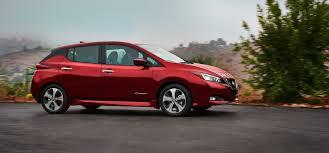 nissan leaf charging options nissan leaf u0027s 60 kwh battery option could deliver 225 miles of range