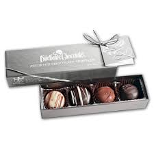 assorted gift boxes chocolate truffles gift box assorted gourmet chocolates from wa