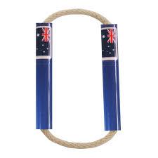 Aussie Flag Australian Flag On Navy Blue Running Taylored Thinking