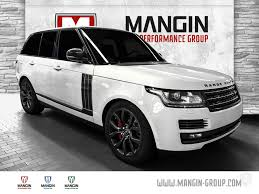 white wrapped range rover images for white land rover 2018 2019 car release specs price