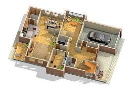 3d floor plan rendering floor plans rendering