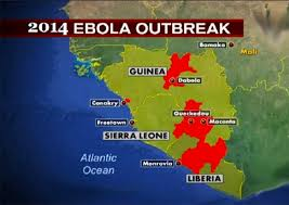 west africa map ebola ebola outbreak in africa africa research