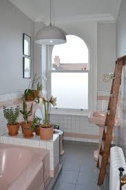 Pink Tile Bathroom Decorating Ideas Bathroom Adorable Pink Tile Bathroom Grey Walls Update And Black
