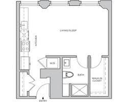 mint floor plans the mint los angeles ca apartment finder
