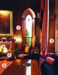 Home  Interior Design Style Guide Baroque - Baroque interior design style
