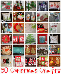 keeping it simple 30 super easy and fun christmas crafts