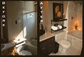 bathroom remodeling ideas before and after creative wonderful small bathroom remodels before and after