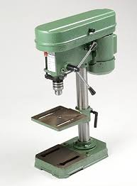 best drill press table bench top mini drill press 5 speed for wood or metal hobby table top