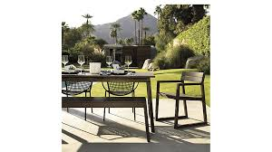Cb2 Patio Furniture by Sophia Black Dining Chair Cb2
