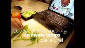 cours cuisine en ligne cours de cuisine live en ligne de l atelier des chefs