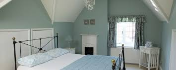 green and blue bedroom estate emulsion farrow ball