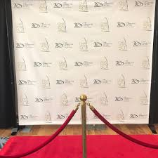 custom photo backdrops nashville events custom banners backdrops snyder entertainment