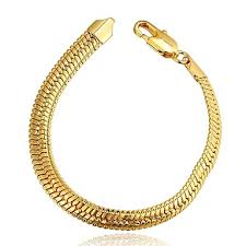 gold bracelet chain styles images Charming different styles snake chain styles men gold bracelet jpg