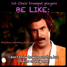 Trumpet Player Memes - we have marching band swag instagram photos and