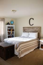 Headboard Designs Wood White Rustic Headboard Diy Projects Wooden King