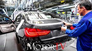 bmw car plant car factory 2017 bmw 7 series production l plant dingolfing