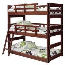 Bunk Bed For 3 Bunk Beds You Ll Wayfair Ca