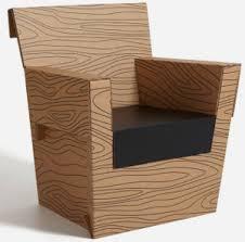 arredo in cartone arredi e mobili in cartone per la casa casa perfetta