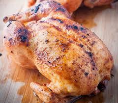 cuisiner un poulet roti recette facile de poulet rôti à la portugaise