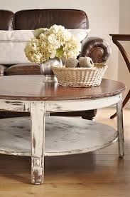 white farmhouse coffee table rustic farmhouse coffee table makeover robertson robertson robertson