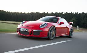 2014 porsche 911 gt3 991 drive review car and driver