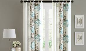How To Hang A Drapery Scarf by Tips On Buying Curtain Rods Overstock Com
