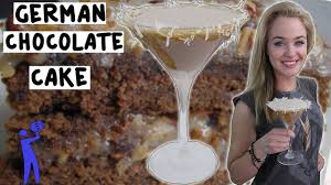martini coconut how to make the german chocolate cake martini tipsy bartender