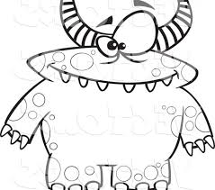 Monster Coloring Pages For Kids Ebcs F6e8792d70e3 Coloring Pages Monsters