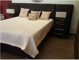 soft bed frame alma chocolate brown leather bed queen on homewox ng