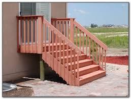 deck stair railings ideas decks home decorating ideas g5malmvwrb