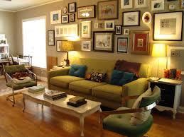 Green Living Rooms Simple 60 Olive Green Living Room Design Inspiration Design Of