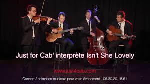 orchestre jazz mariage quartet 2 2 just for cab orchestre jazz pour mariage et cocktail