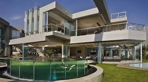 glass house u2013 a 27 000 square foot modern mega mansion in
