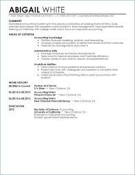 resume for college student college student resume exles experience publicassets us