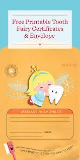 tooth fairy certificate hallmark ideas u0026 inspiration