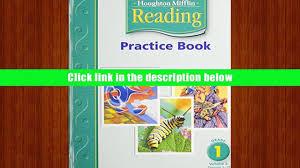 download reading practice book grade 1 vol 2 houghton mifflin