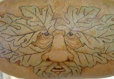 14 best photos of wood burning patterns for gourds wood burning
