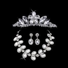 wedding accessories bridal jewelry bridal accessories wedding headdress three