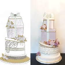 drawn wedding cake wedding proposal pencil and in color drawn