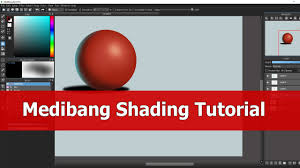 medibang paint pro tutorial shading for beginners youtube
