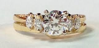Reset Wedding Ring by Jewelry Repair Avon Ct